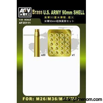 AFV Club - US Army 90mm Shell 1:35-Model Kits-AFV Club-StampPhenom