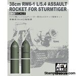 AFV Club - 38cm RW6-1 L/5.4 Rocket 1:35-Model Kits-AFV Club-StampPhenom