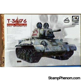 AFV Club - T-34/76 1942/43 Factory No. 183-Model Kits-AFV Club-StampPhenom