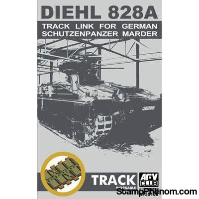 AFV Club - Diehl 828A Track Link for Schutzenpanzer-Model Kits-AFV Club-StampPhenom
