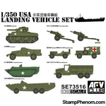 AFV Club - US WWII Landing Vehicles 1:350-Model Kits-AFV Club-StampPhenom
