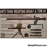 AFV Club - Weapons M-40A1 & Tow 1:35-Model Kits-AFV Club-StampPhenom