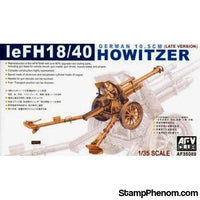 AFV Club - German 10.5cm Howitzer 1:35-Model Kits-AFV Club-StampPhenom