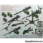 AFV Club - US M2Hb .50cal Machine Gun Set 1:35-Model Kits-AFV Club-StampPhenom