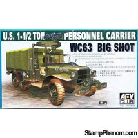 AFV Club - US 1.5 Ton Personnel Carrier 1:35-Model Kits-AFV Club-StampPhenom