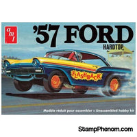 AMT - '57 Ford Hardtop 1:25-Model Kits-AMT-StampPhenom