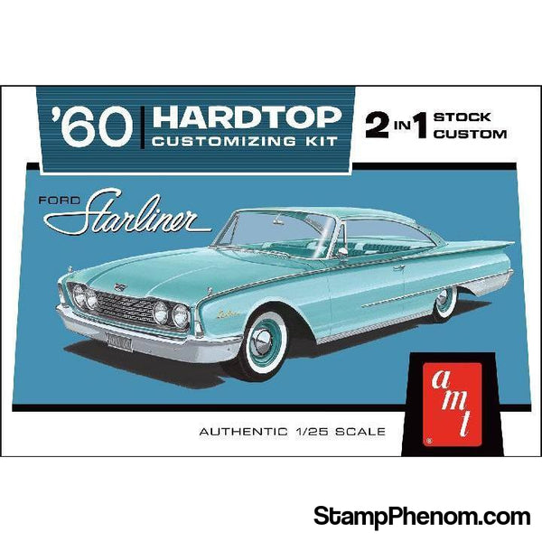 AMT - '60 Ford Starliner 1:25-Model Kits-AMT-StampPhenom