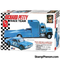 AMT - Richard Petty Race Team 1:25-Model Kits-AMT-StampPhenom
