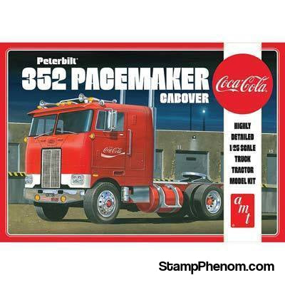 AMT - Coca-Cola 352 Peterbilt Pacemaker Cabover 1:25-Model Kits-AMT-StampPhenom