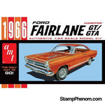 AMT - '66 Ford Fairlane GT/GTA 1:25-Model Kits-AMT-StampPhenom