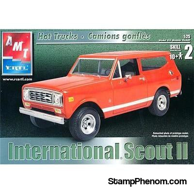 AMT - International Scout II-Model Kits-AMT-StampPhenom