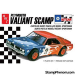 AMT - Plymouth Valiant Scamp Kit Car 1:25-Model Kits-AMT-StampPhenom