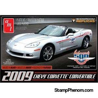 AMT - '09 Corvette Indy Parade 1:25-Model Kits-AMT-StampPhenom