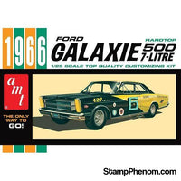 AMT - '66 Ford Galaxie 1:25-Model Kits-AMT-StampPhenom
