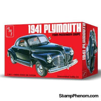 AMT - '41 Plymouth Coupe 1:25-Model Kits-AMT-StampPhenom