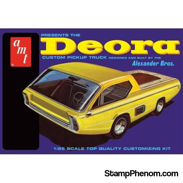 AMT - Dodge Deora 1:25-Model Kits-AMT-StampPhenom