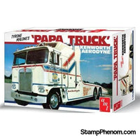 AMT - Tyrone Malone Kenworth 1:25-Model Kits-AMT-StampPhenom