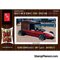 AMT - Geo Barris Surf Woody 1:25-Model Kits-AMT-StampPhenom