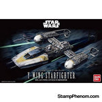 Gundam - Y-Wing Starfighter 1:72-Model Kits-Gundam-StampPhenom