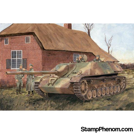 Dragon - Jagdpanzer IV L/70(V) (2 in 1) 1:35-Model Kits-Dragon-StampPhenom
