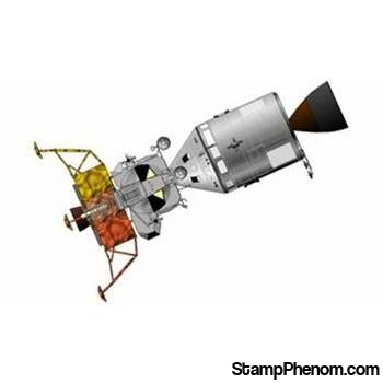 Dragon - Apollo 11 Lunar Approach 1:72-Model Kits-Dragon-StampPhenom