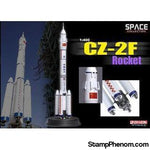 Dragon - CZ-2F Rocket Chang Zheng 1:400-Model Kits-Dragon-StampPhenom