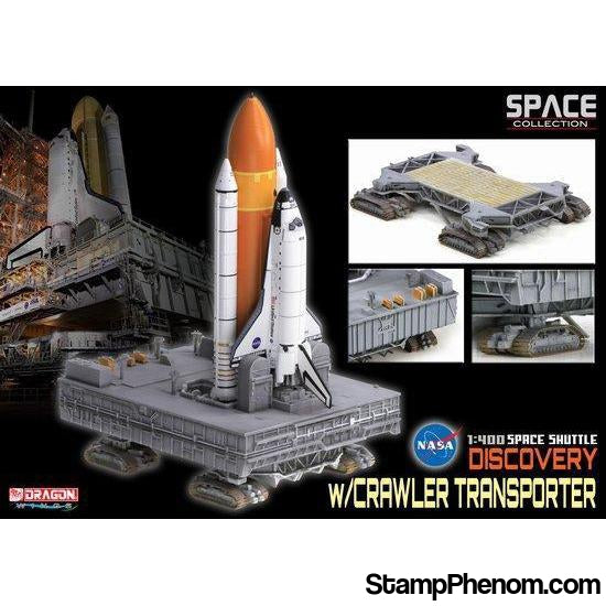 Dragon - Space Shuttle Discovery 1:400-Model Kits-Dragon-StampPhenom