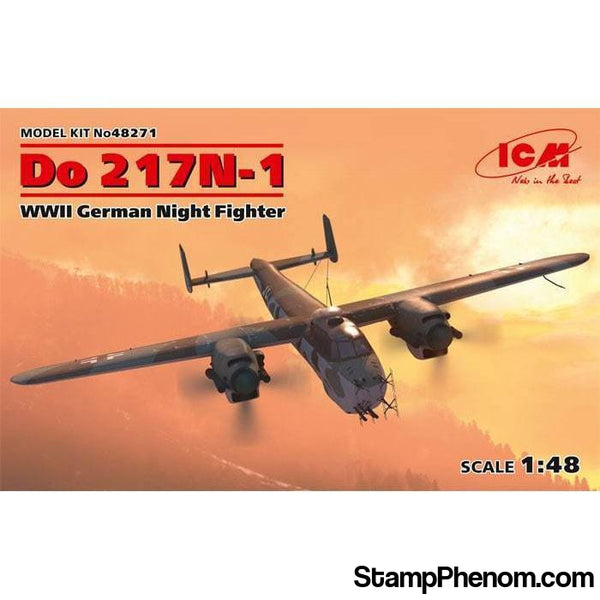 ICM - WWII German D0217N1 1:48-Model Kits-ICM-StampPhenom