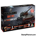 Italeri - World of Tanks T‐34/85 1:35-Model Kits-Italeri-StampPhenom