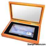 Guardhouse Glass-top Box for Modern Currency Holder-Coin Displays-StampPhenom-StampPhenom