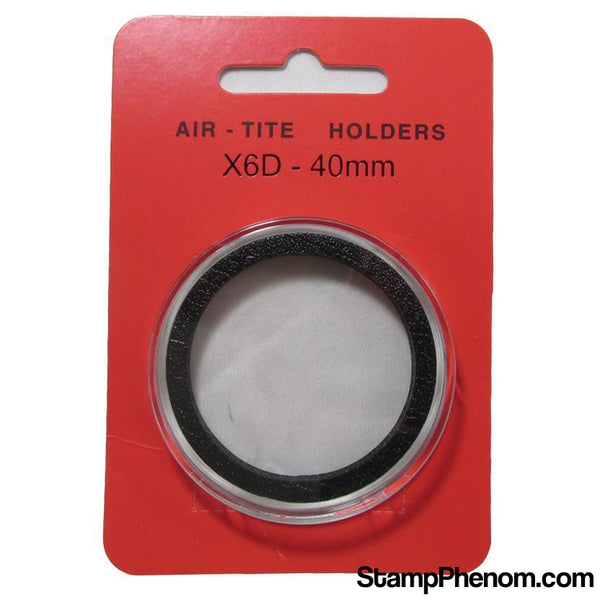 Air Tite High Relief X40mm Retail Package Holders - Model X6D-Air-Tite Holders-Air Tite-StampPhenom