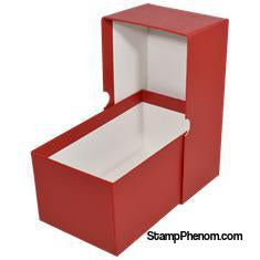 Modern Size Currency Box - Red-Boxes-Guardhouse-StampPhenom