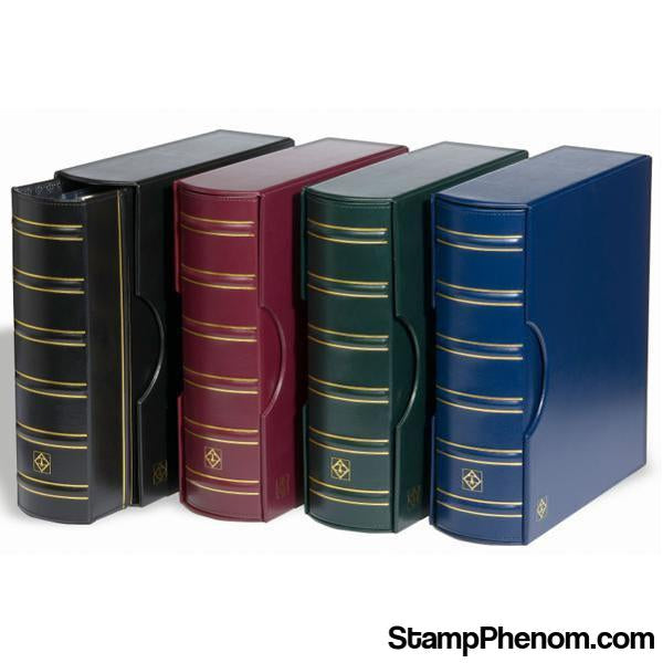 Grande G Gigant 4 Ring Binder - Red-Binders & Sheets-Lighthouse-StampPhenom