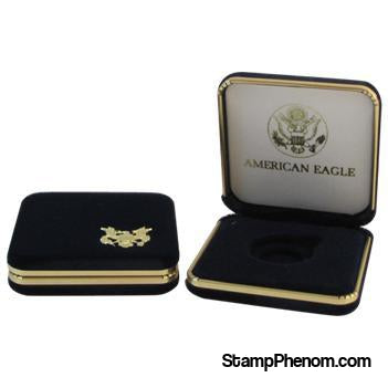 US Mint Gold Eagle 1 oz Presentation Box-US Mint UNC Coin Boxes-OEM-StampPhenom