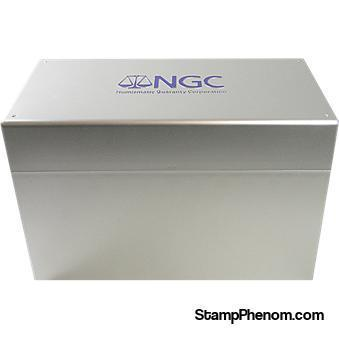 Official NGC 10 Oversized Slab Box-Plastic Boxes-NGC-StampPhenom