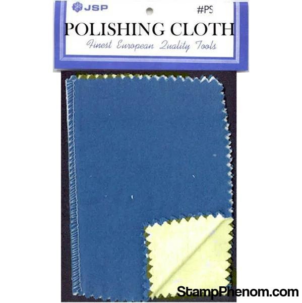 6x4 Polishing Cloth-Coin Cleaners-JSP-StampPhenom