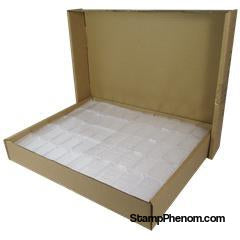 1 oz Silver Bar Holder bulk. 250 Count Boxes.-Guardhouse Coin Capsules-Guardhouse-StampPhenom