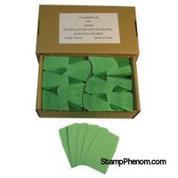 Paper Coin Envelope, Green - Qty: 500-Paper Coin Envelopes-Guardhouse-StampPhenom