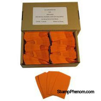 Paper Coin Envelope, Orange - Qty: 500-Paper Coin Envelopes-Guardhouse-StampPhenom
