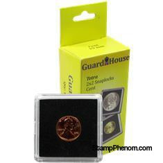Cent 2x2 Tetra Snaplock Coin Holder - 10 per pack-Guardhouse Tetra Snaplocks-Guardhouse-StampPhenom