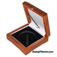 Guardhouse Wood Display Box - For X Sized Capsule-Challenge Coin Boxes and Displays-Guardhouse-StampPhenom