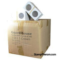 Guardhouse 2.5x2.5 Crown - 100/Bundle-Paper Holders-Guardhouse-StampPhenom