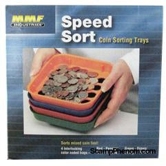 Speed Sort - Coin Sorting Trays-Coin Wrappers & Tools-MMF-StampPhenom