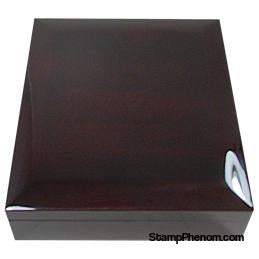 Large NGC Slab Box with Dome Lid and Piano Finish-Display Boxes for Certified Coins-Guardhouse-StampPhenom