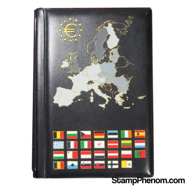 Pocket Euro Coin Wallet-Coin Wallets-Lighthouse-StampPhenom