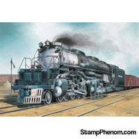 Revell Germany - Ho Big Boy Locomotive 1:87-Model Kits-Revell Germany-StampPhenom