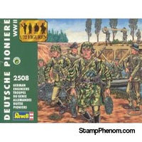 Revell Germany - WW-II German Engineers 1:72-Model Kits-Revell Germany-StampPhenom