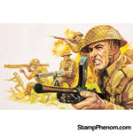 Revell Germany - British Infantry WW-II 1:32-Model Kits-Revell Germany-StampPhenom