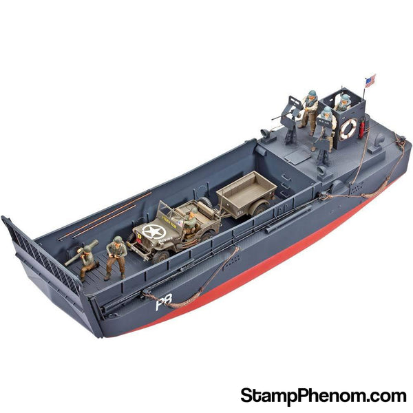 Revell Germany - D-DAY SET LCM3 & 4x4 1:35 Limited Edition-Model Kits-Revell Germany-StampPhenom