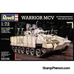 Revell Germany - Warrior add-on Armour Mcv 1:72-Model Kits-Revell Germany-StampPhenom